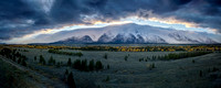 Magnificent Tetons - Grand Teton National Park, Wyoming
