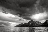 Storm  Cloud - Grand Teton National Park - Wyoming